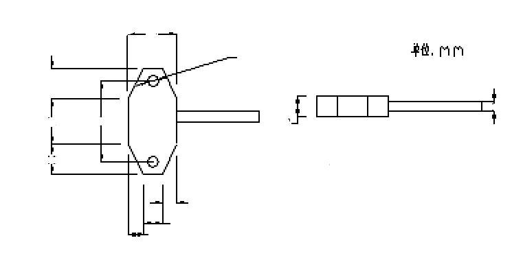 铁路机车热电阻温度传感器